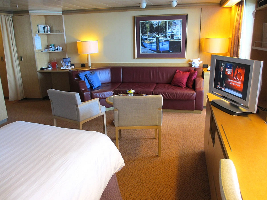 Holland America Line Ms Oosterdam 2014 Cruise Review