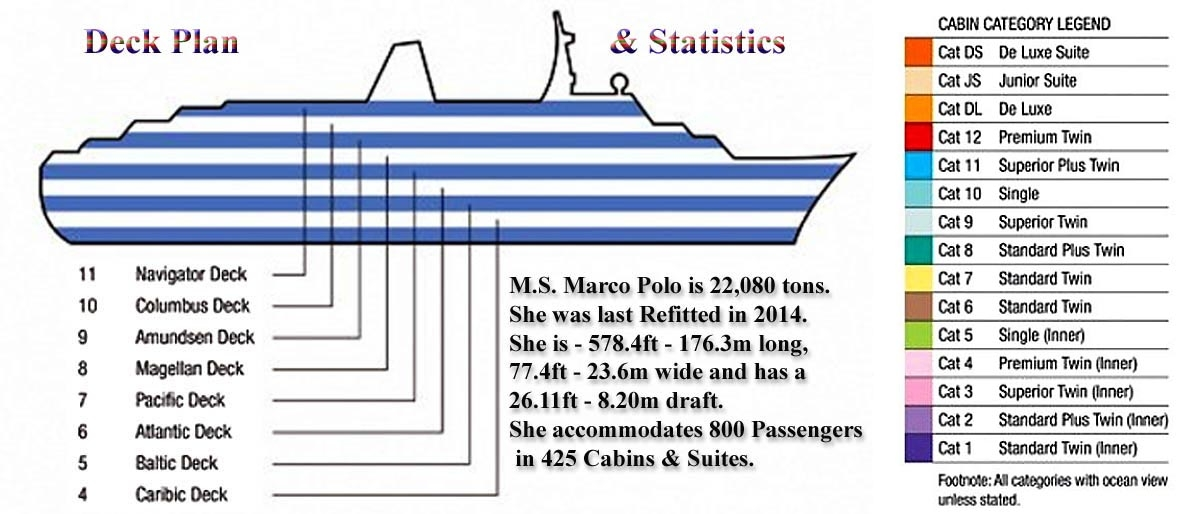 26 cool cruise ship marco polo deck plans. Black Bedroom Furniture Sets. Home Design Ideas