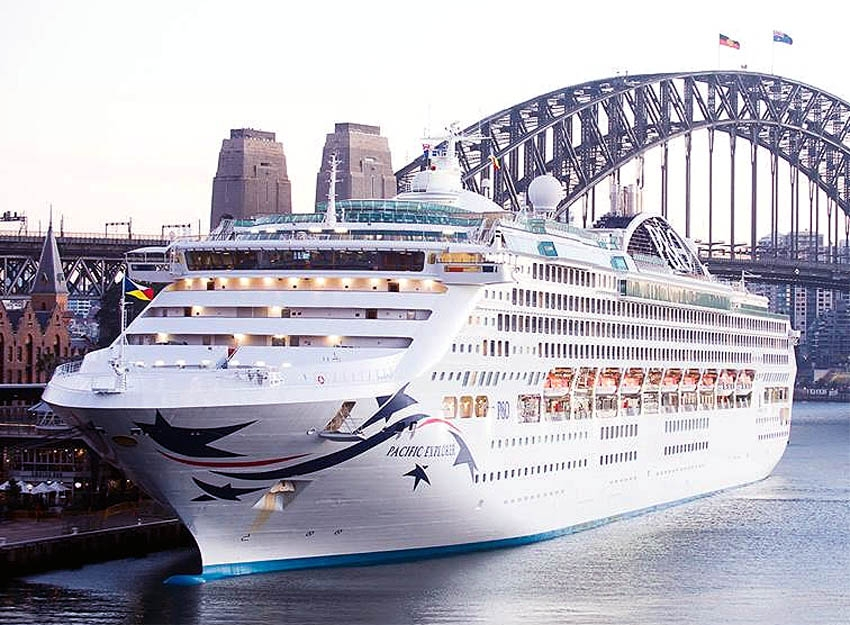 Cruise Australia, Discover Cruising at it's very Best! P& O's