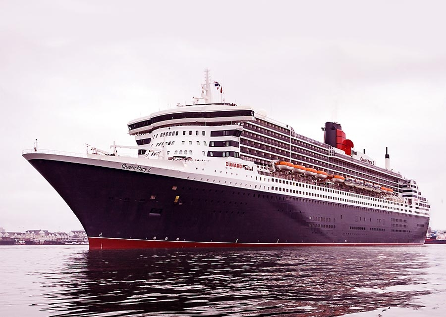 Cunards Queen Mary Refitted In At A Cost Of Australian - Princess mary cruise ship